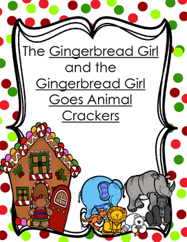 Gingerbread Girl Writing and Activities