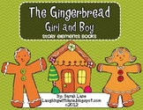 Gingerbread Girl and Boy: Story Elements Book (K-2)