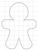 Gingerbread Graph Checker Pattern Activity
