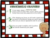 Gingerbread Graphing {FREEBIE}