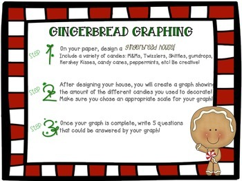 Gingerbread Graphing {FREEBIE}