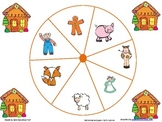 Gingerbread Graphing and Addition Game