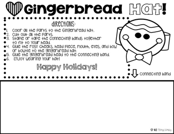 Gingerbread Hat!