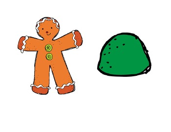 Gingerbread Hidden Picture Game