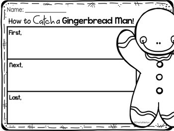 Gingerbread Holiday FREEBIE!