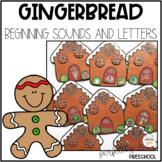 Gingerbread House Beginning Sounds