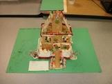 Gingerbread House Budget Sheet