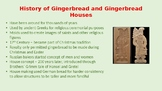 Gingerbread House Challenge (STEM) PPT