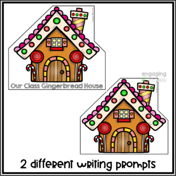 Gingerbread House Class Book