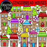 Gingerbread House Clipart (Christmas Clipart)