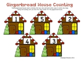 Gingerbread House Counting (Colored)