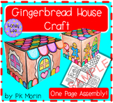 Gingerbread House Craft