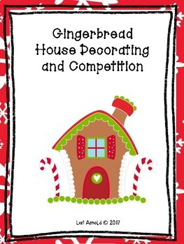 Gingerbread House Decorating and Competition