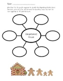 Gingerbread House For Sale Persuasive Writing Packet With Graphic Organizer