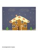 Gingerbread House Glyph Craftivity for math or SS