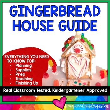 Gingerbread House Making FREE!  Fun for Christmas , December , anytime!