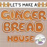 Gingerbread House Making activities