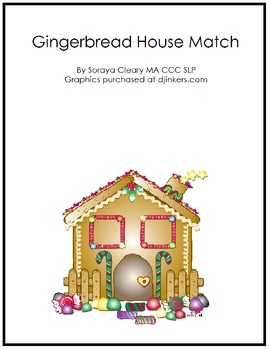 Gingerbread House Match