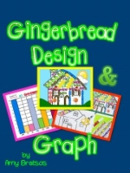Gingerbread House Math - Design & Graph