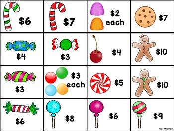 Gingerbread House Math Task