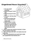 Gingerbread House Measurement