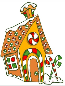 Gingerbread House Prepositions