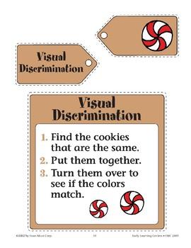 Gingerbread House--Visual Discrimination