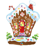 Gingerbread House candy donations note!
