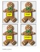 Gingerbread Initial Sound Match Center