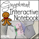 Gingerbread Interactive Notebook