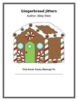 Ready Freddy! Gingerbread Jitters Novel Study