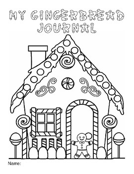 Gingerbread Journal - Response to Reading