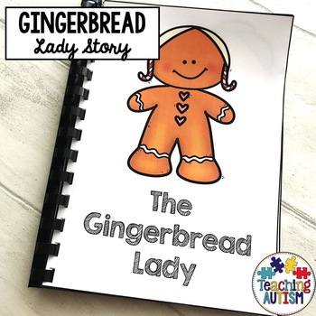 Gingerbread Lady Story