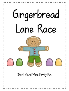 Gingerbread Lane Race
