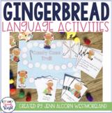 Gingerbread Language Cookies!