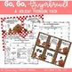 Gingerbread Language and Literacy Bundle!