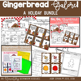 Gingerbread Language and Literacy Bundle!