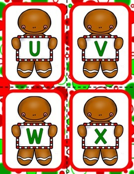 Gingerbread Lesson Plan & Gingerbread Bakery Dramatic Play Bundle!