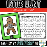Gingerbread Letter Hunt: QR Codes