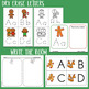 Gingerbread Literacy Activities Pack