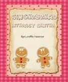 Gingerbread Literacy Center