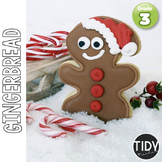 Gingerbread Printables: 3rd Grade
