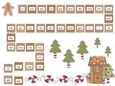 Gingerbread Literacy Unit - Centers/Lesson Plan