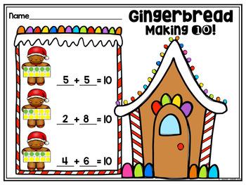 Gingerbread Making 10