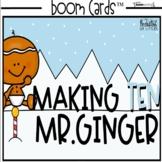 Gingerbread Making Ten   Digital Math Game