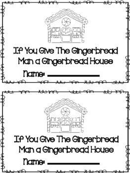 ApDThe Gingerbread Man Activities: The Gingerbread Man Activity packet