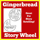 Gingerbread Man Craft | Gingerbread Man Activity | Gingerbread Man Kindergarten
