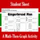 Gingerbread Man - A Math-Then-Graph Activity - 30 Systems