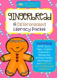 Gingerbread Man A Differentiated Literacy Packet