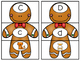 Gingerbread Man ABC Puzzles